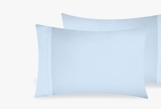 Image of Silky Soft Sateen Solid Pillowcases