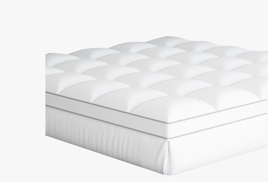Image of Luxury Pillow Top Mattress Topper
