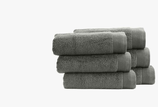 Image of Super Soft Luxury Hand Towels - Pack of 6